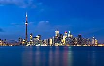 Moved to Toronto
